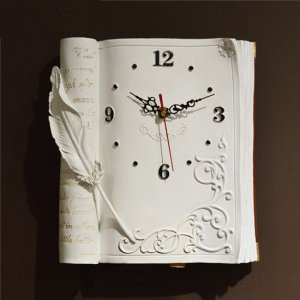 pastoral-decorative-wall-clocks-resin-book-style-silent-wall-clock-for-home-87851