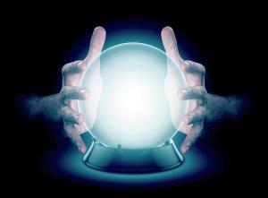 sfera di cfristallo